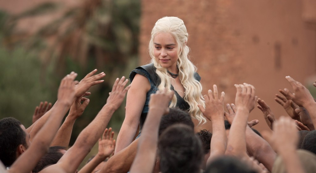 Mhysa-Mother of Dragons