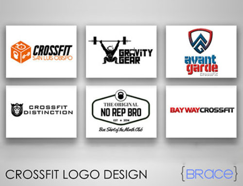 CrossFit and Fitness Logos