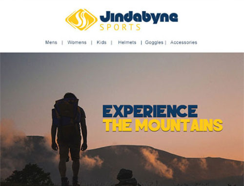 Email Newsletter – Jindabyne Sports