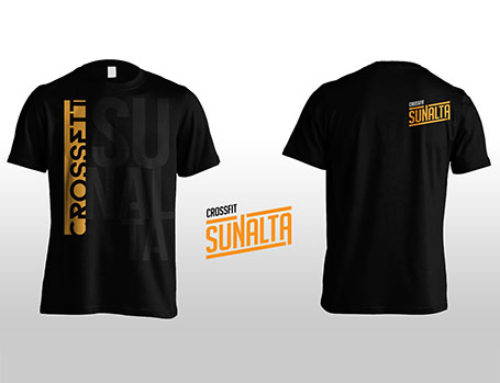 Apparel Designs – CrossFit Sunalta