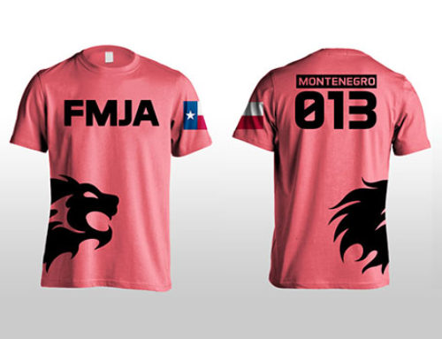Full Metal Jacket Apparel Competitors' Shirt/Tank Designs