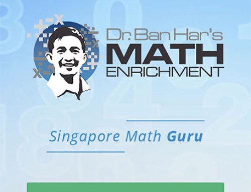 Dr Ban Har's Singapore Math Mobile App