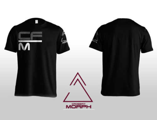 CrossFit Morph Apparel Design